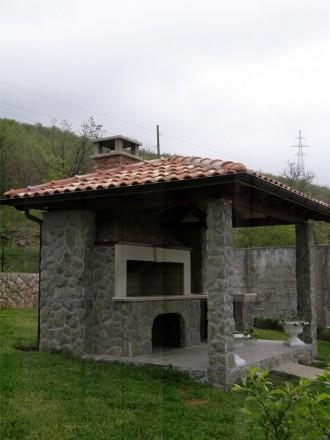 vrtni kamin - Plosna, Škrljevo