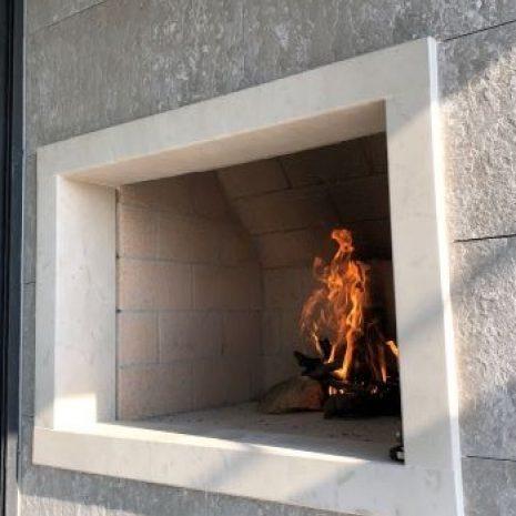 prva vatra, Kostrena