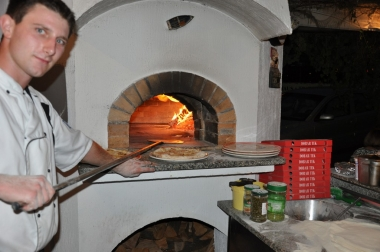 za 1,40 min. – 6 pizza
